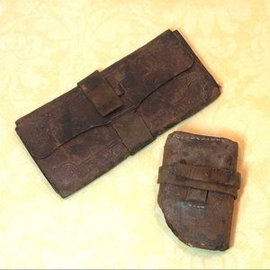 Vintage/Antique Leather Wallets